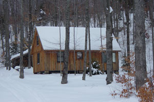 Adirondack Cabin Site License Program